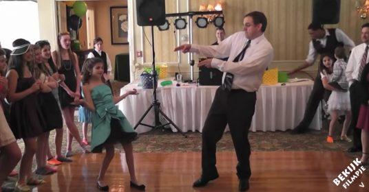 Vader-dochter-dans-bar-mitswa